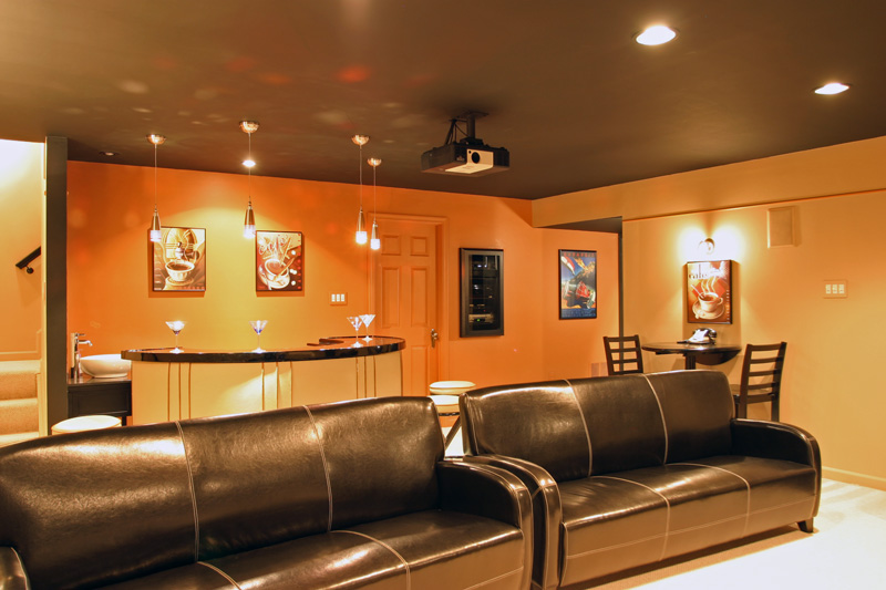 100 home theater color schemes painting ideas glidden gallery inspiration glidden paint - Best paint color for home theater ...